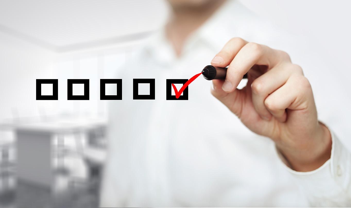 checklist-shutterstock_156086177